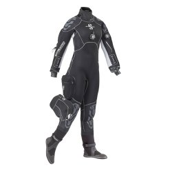 EXODRY DRYSUIT 4MM WOMEN