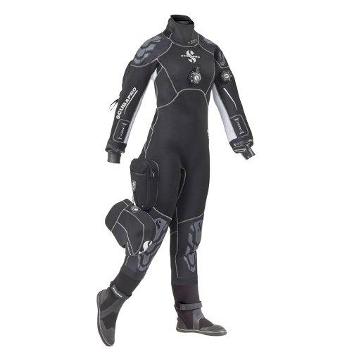 scubapro exodry women's neoprene drysuit