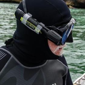 Underwater Kinetics Mini-Q40 MK2 Black