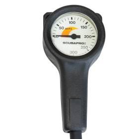 Scubapro Brass Pressure Gauge, Psi