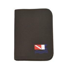 Standard 3 Ring Binder, Black Dive Flag