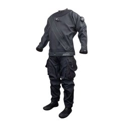 DUI Cortez Dry Suit with ZipSeals