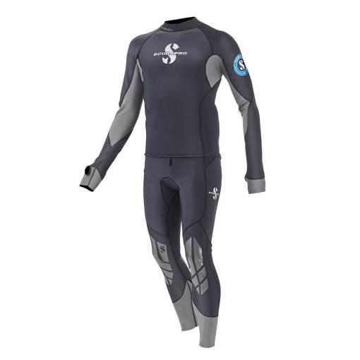 Scubapro everflex 1.5 pants and shirt