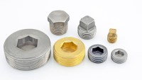 Pipe Plugs, Threaded Inserts for Sheet Metal, Aluminum ...