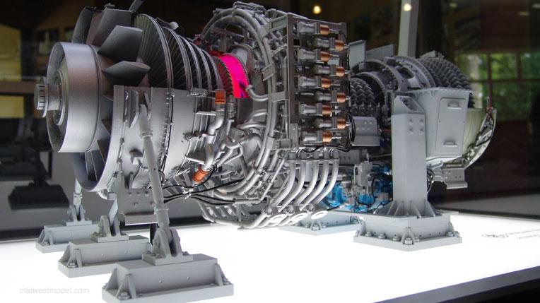 3D Printing  Models  Exhibits  Midwest Studios