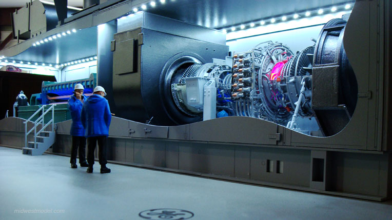 Energy  Aerospace  Models  Exhibits  Midwest Studios