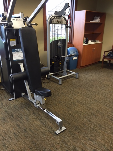 Midwest Used Fitness Equipment Magnum Mbt200 Biangular