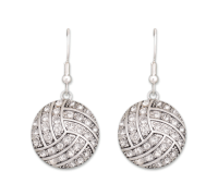 Volleyball Dangle Earrings | Midwest Volleyball Warehouse