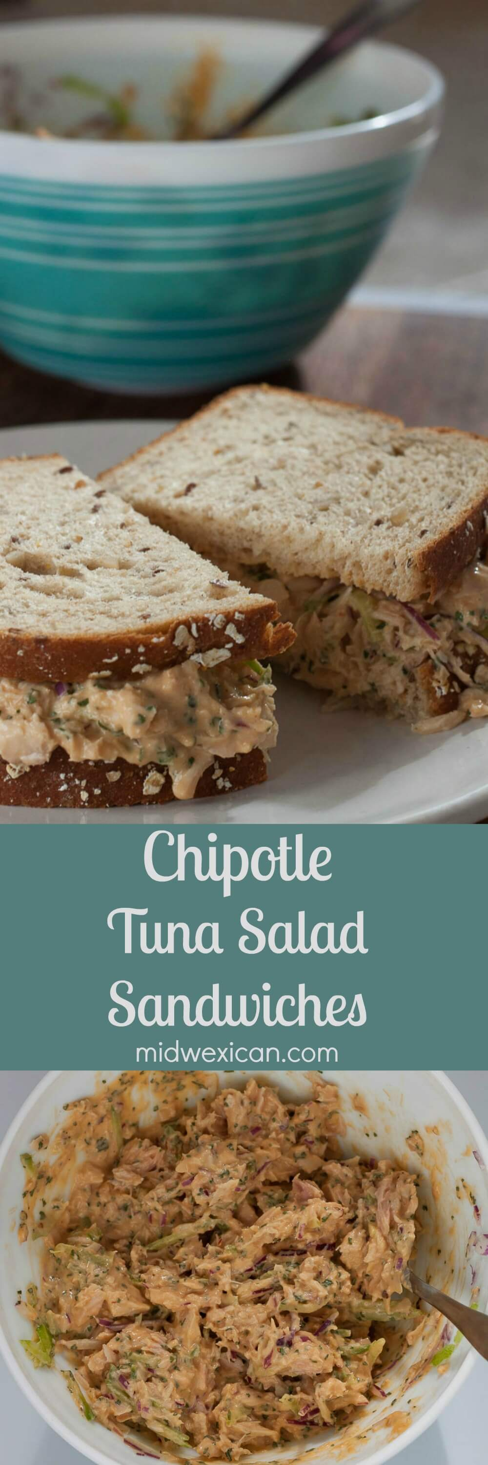 Consider your tuna salad sandwich game upped