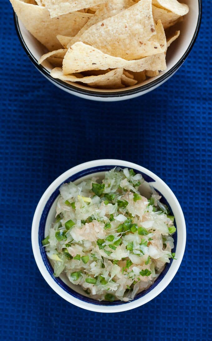 Citrus Jalapeno Salsa
