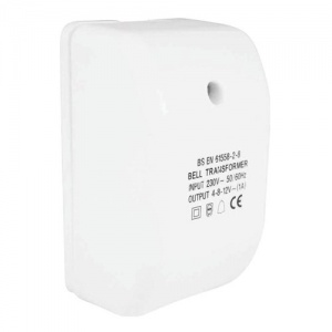 MIE CCTV: Multi Voltage Bell Chime Transformer