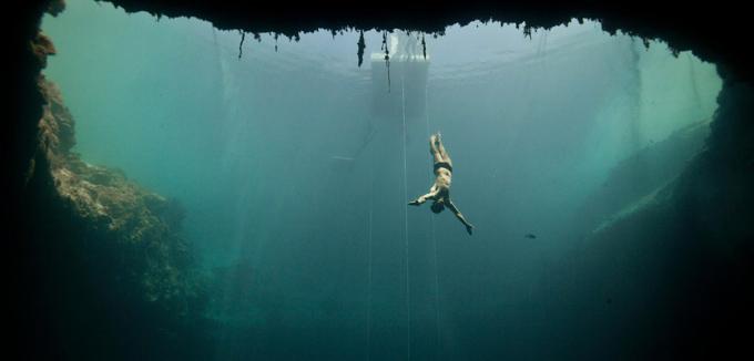 miedo a las profundidades