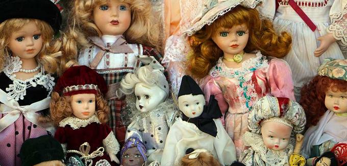 miedo a las muñecas