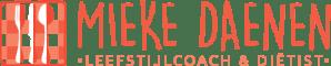 Logo Mieke Daenen retina