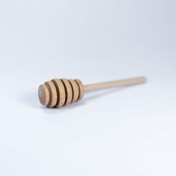 palo cuchara madera miel abeja obrera