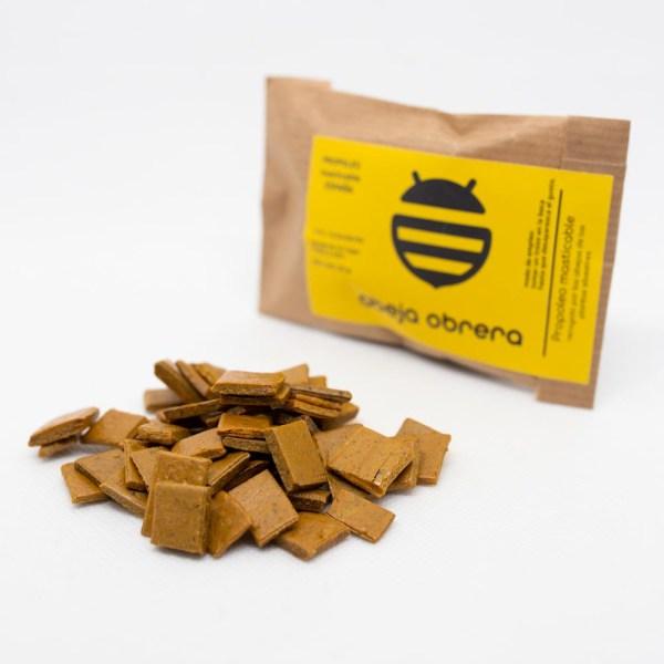 propóleo puro de abeja