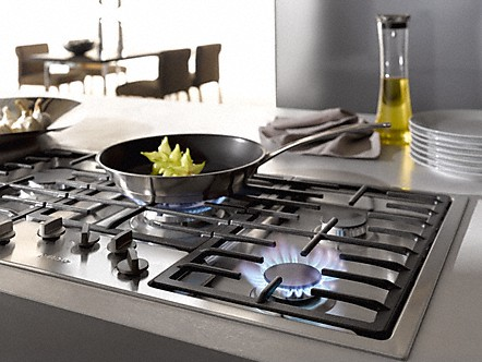 kitchen cooktops ninja system pulse miele gas