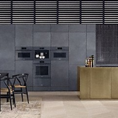 Miele Kitchen Appliances Simulator 尽显极简主义风格 主题 德国美诺miele Artline