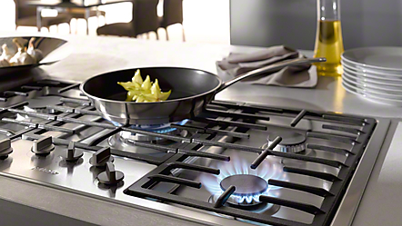Miele Highquality gas stoves and gas hobs by Miele