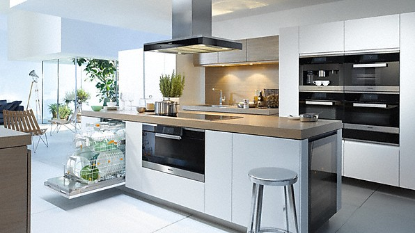 Miele Cooker hoods for an odourfree kitchen  Miele