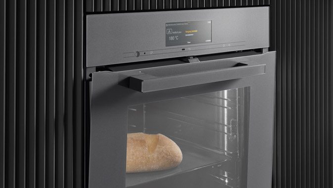 the new miele wall ovens the relaxed