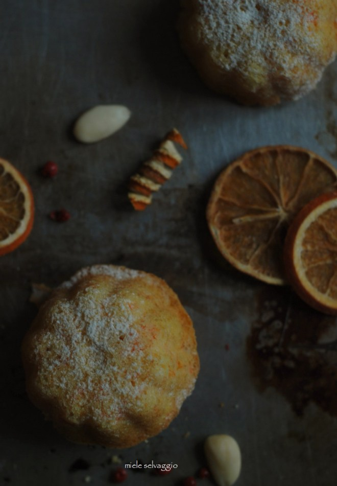 tortini mandorle carote e arancia 4