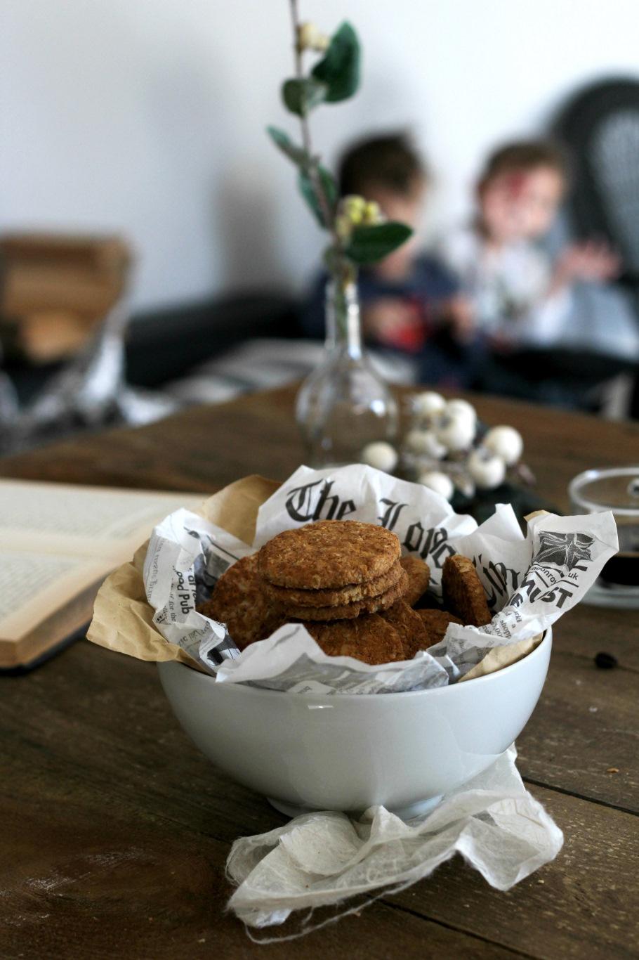 biscotti ai cereali e caffe vegani 3