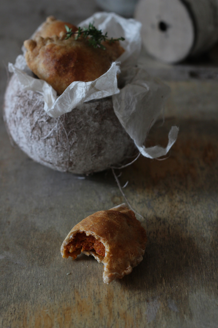 empanadas pesto di pomodori anacardi 12