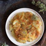 Tortino di patate all'antica