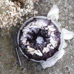 Cake cocco e cacao (senza uova)