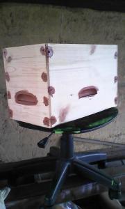 Peinture des ruches