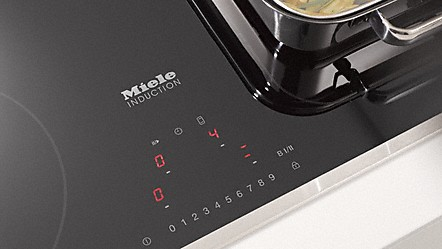 Miele Induction Cooktops