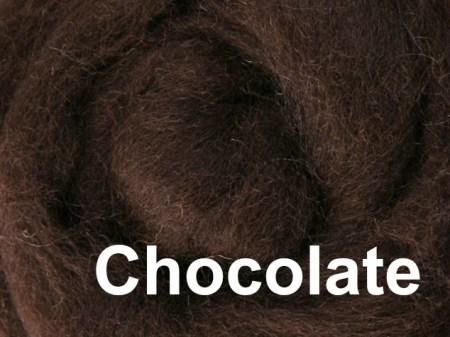 Chocolate Felt