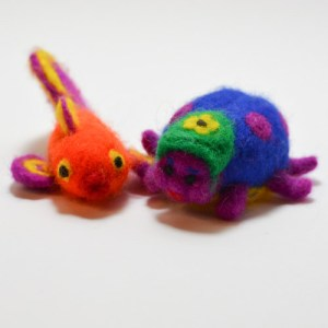 Felted Figures