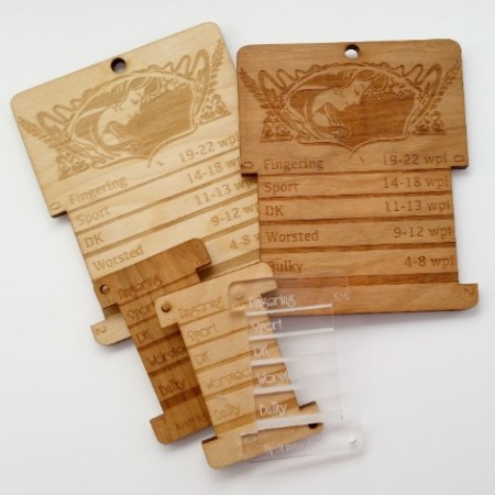 Spinners Control Cards