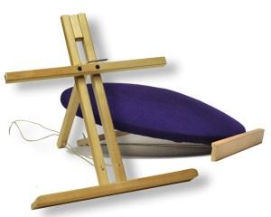 Adjustable Hardwood Stand