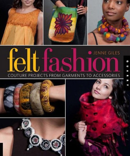 Felt Fashion by Jenne Giles