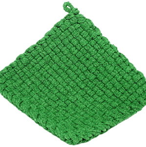 Green Potholder