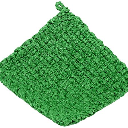 Green Potholder