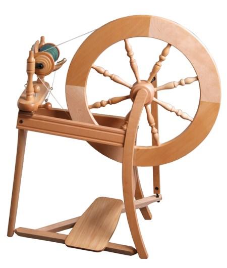 Ashford Single Drive Traditional Wheel