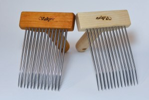 Cherry and Maple Valkyrie Comb