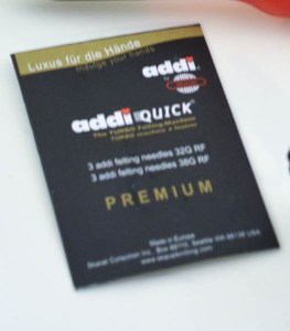 AddiQuick Electric Replacement Needles