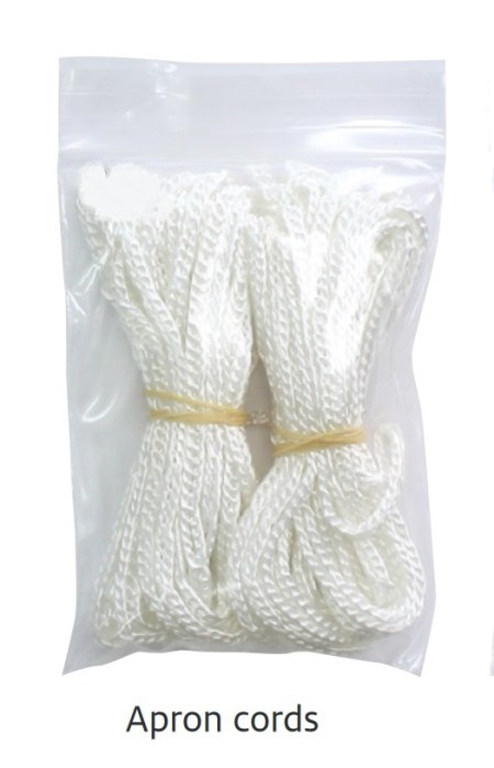 Apron Cord material. Please select size.