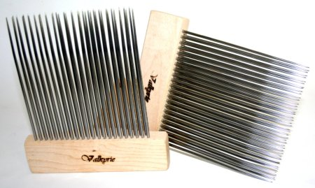 Valkyrie ExtraFine Standard Size Combs