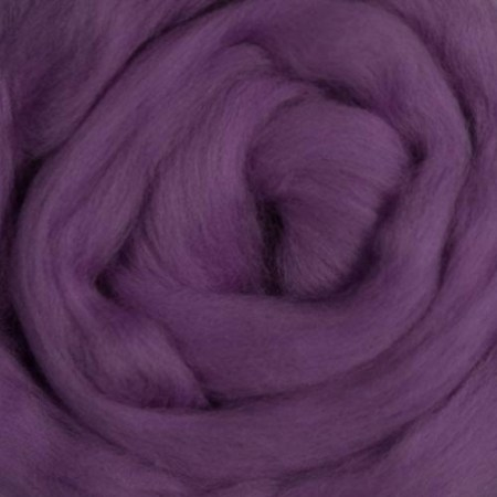 Lilac - the fiber is a shade lighter then this picture represents.