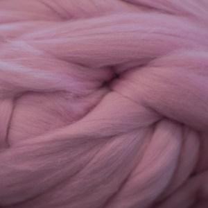 Pink Merino Top