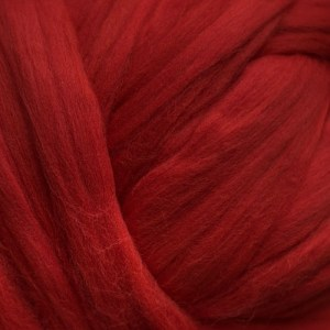 Red Merino Top