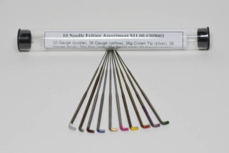 10 Needle Assortment