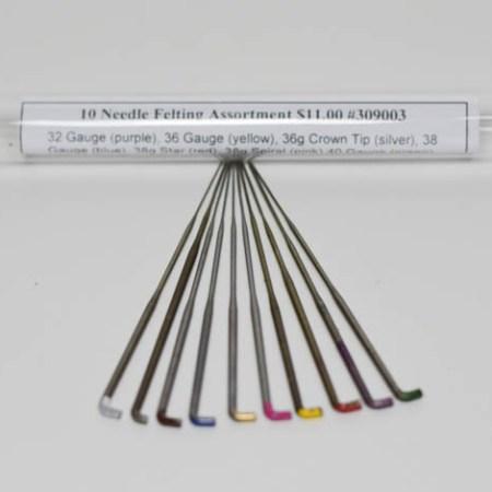 10 Needle Assortment