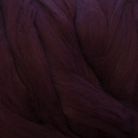 Wine Merino Top